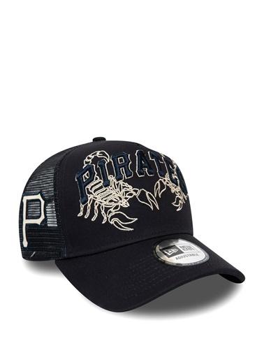 New Era New Era  Nakışlı Erkek Şapka 101644786 Lacivert